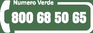 Numero Verde 800 68 50 65