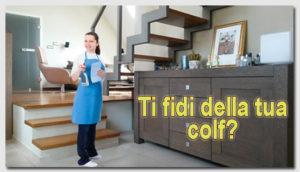 Hai bisogno di una colf per la pulizia di appartamento a Roma? Con 100Mani srl trovi personale qualificato e onesto.
