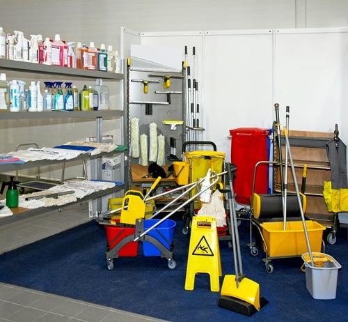 Impresa di pulizie specializzata in sgrossi a Roma