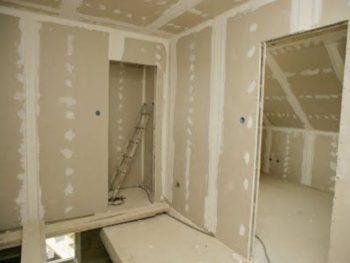 Cartongesso roma economico e veloce pareti arredamento etc - Moscerini in bagno ...