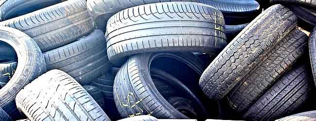 smaltimento pneumatici Roma: foto di peneumatici