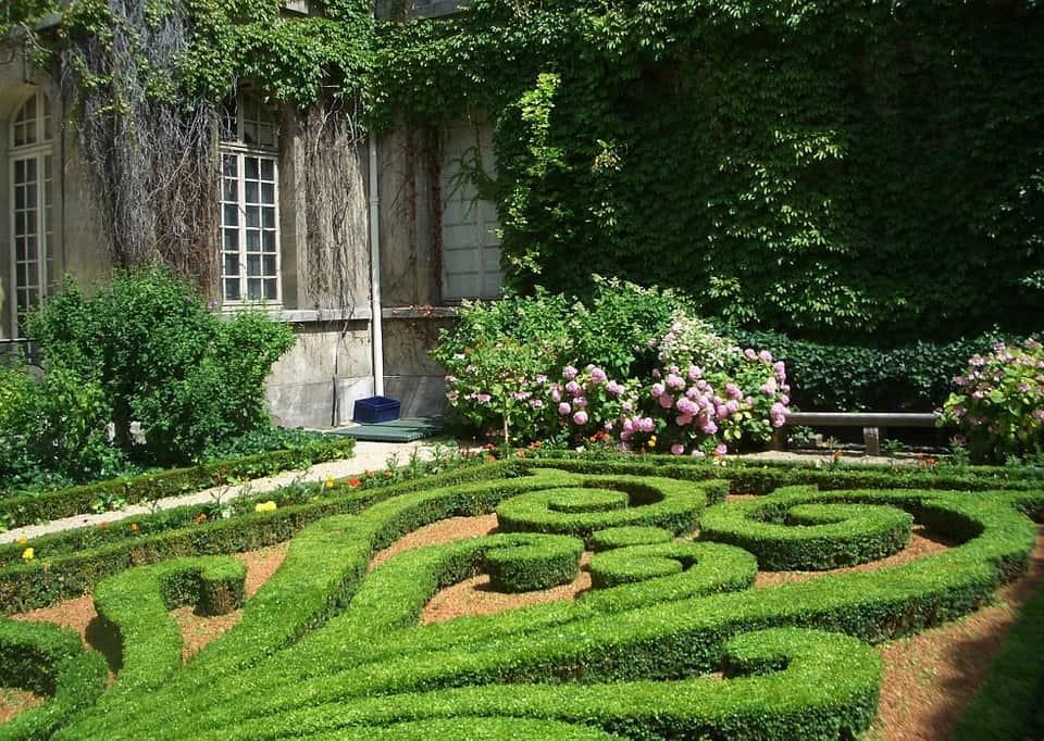 Progettazione giardini ornamentali