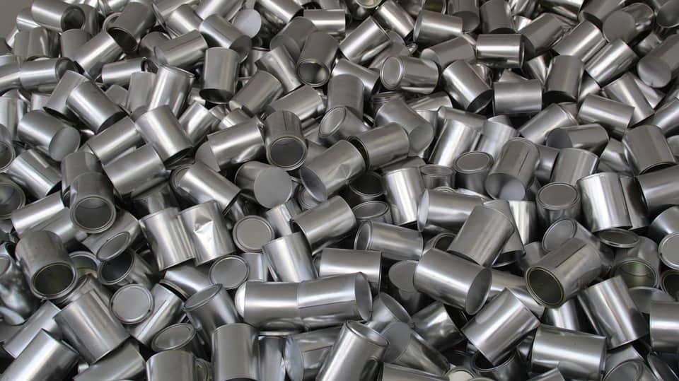 Recupero alluminio Roma