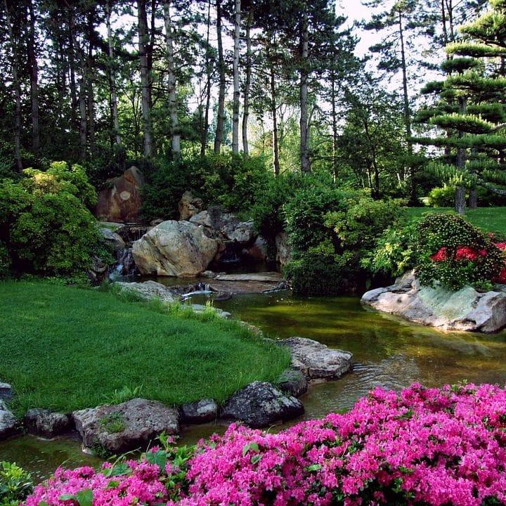 Progettazione giardini roma scegli i giardini ornamentali for Allestimento giardini privati
