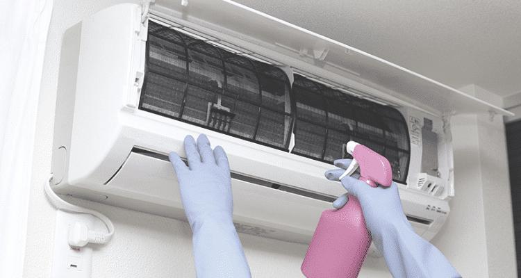 Pulire filtri condizionatori